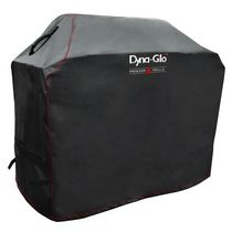 dynaglo dg500c premium 5 burner gas grill cover - Bbq Covers
