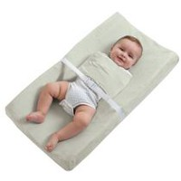 HALO SleepSack Swaddle Change Changing Sage Pad