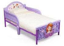 Disney Sofia The First 3D Toddler Bed