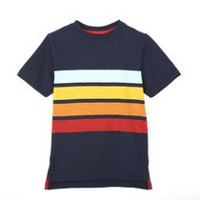 George Boys' Chest Stripe Tee S/P