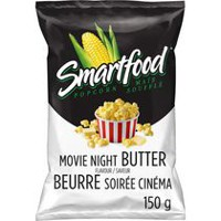 Smartfood Movie Night Butter Ready to Eat Popcorn