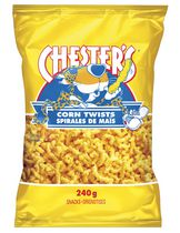 Chester's Corn Twists Snacks