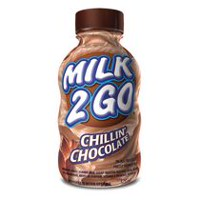 Milk 2 Go 1% M.F. Partly Skimmed Chocolate Milk