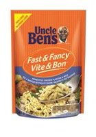 Uncle Ben's Fast and Fancy Homestyle Chicken Wild Rice