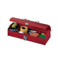 "Stack-On 15"" Contractor Steel All Purpose Tool Box"