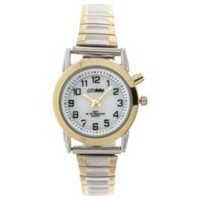 Globlu Ladies Easy Read Two Tone Analog Watch