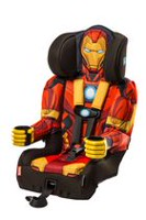 KidsEmbrace Friendship Combination Booster Iron Man Car Seat