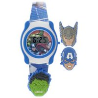 Avengers Boys LCD Digital Watch