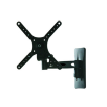 "TygerClaw 10"" - 32"" Full Motion Flat-Panel TV Wall Mount (LCD5372BLK)"