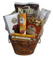 Sunburst Gift Basket
