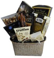 Best of Both Worlds Gift Basket