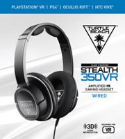 Turtle Beach Ear Force 350VR Amplified Wired Gaming Headset (PS4)