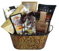 Life's Golden Gift Basket