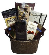 Break Time Gift Basket
