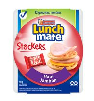 Schneiders® Lunch mate® Stackers Jambon