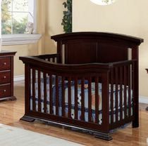 Concord Baby Vermont 3 in 1 Crib Java