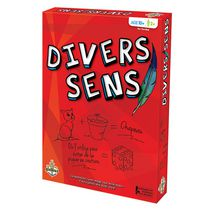 Editions Gladius International Divers Sens Card Game - French
