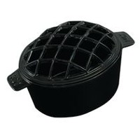 Pleasant Hearth 2.5qt. Cast Iron Steamer/ Humidifier