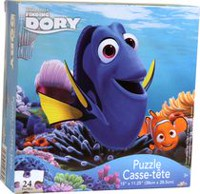 Disney Finding Dory 24 Piece Puzzle