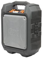 "QFX ""Outbacker"" Rugged Portable Tailgate Speaker"