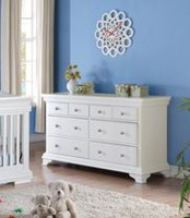 Concord Baby White Classic Dresser Changer