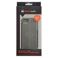 blackweb Shell iphone 5/5s Silver