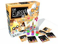 Blue Orange Dr. Eureka Party Card Game