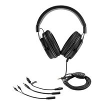 blackweb Premium Universal Over-Ear Gaming Headset (Black)