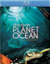 Discover Planet Ocean - The World Beneath (Blu-Ray)