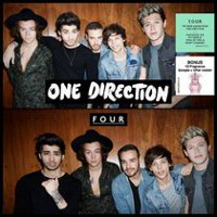 One Direction - Four (Walmart Exclusive) (CD + Bonus Fragrance Offer)