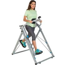 ProGear Freedom 48 Inches Stride Air Walker Elliptical LS1 with Heart Pulse Monitor