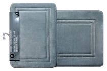 hometrends Memory Foam Rug Set