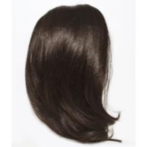 "Hype Hair 12"" Straight Brown Ponytail"