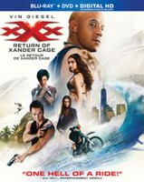 xXx Return of Xander Cage (Blu-ray + DVD + Digital HD) (Bilingual)