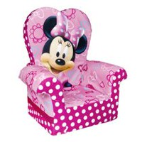 Marshmallow - High Back Chair - Minnies Bow-tique