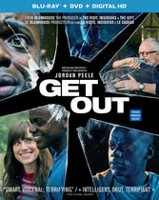 Get Out (Blu-ray + DVD + Digital HD) (Bilingual)