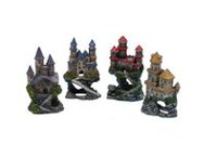 Penn-Plax Mini Assorted Castles