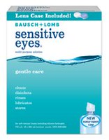 Bausch + Lomb Sensitive Eyes® Multi-Purpose Contact Lens Solution Twin Pack - 710 mL