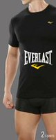 Everlast Men's T-Shirts, Pack of 2 M
