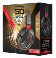 TURTLE BEACH® RECON 50 Gaming Headset for PC and Mac