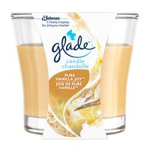 Glade® Scented Candle - Pure Vanilla Joy