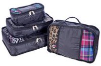 Swiss Travel Products Packing Cubes