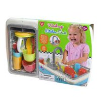 Wash Up Kitchen Sink Playset 0 Reviews Price