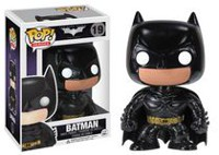 Funko Pop Heroes Dark Knight Movie Batman Vinyl Figure