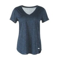T-shirt performance Athletic Works pour femmes Bleu TG