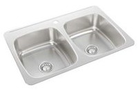 Wessan Double Bowl Kitchen Sink