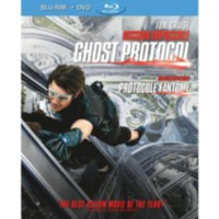 Mission : Impossible Protocole Fantôme (Blu-ray + DVD) (Bilingue)