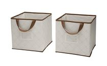 Delta Children 2-Pack Fabric Storage Bin