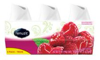 Renuzit Gel Air Freshener, Raspberry