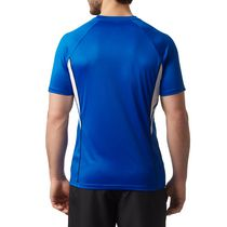 Starter Men's Short Sleeve Performance Top Blue XL